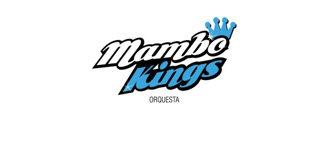 Diseño de Logotipo Orquesta Mambo Kings