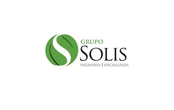 Diseño de Logotipo Grupo Solis Quito