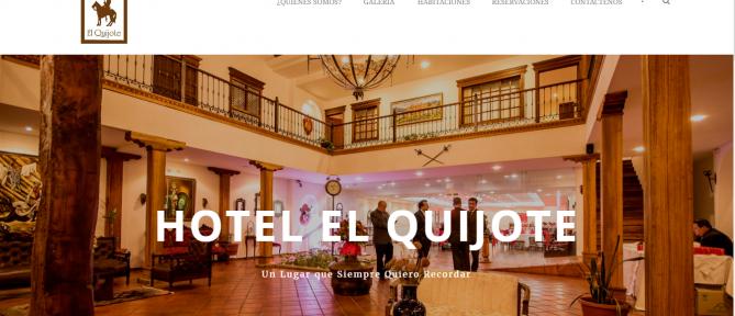 Hotel el Quijote Cuenca