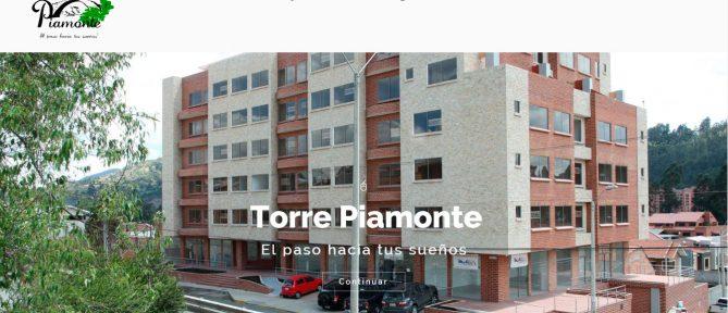 Torre Piamonte, Departamentos y Penthouses