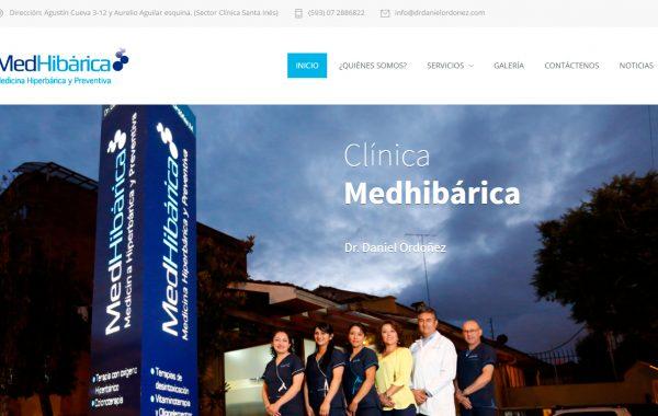Clínica Medhibária, Dr. Daniel Ordoñez