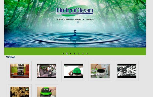 Hidroclean Equipos Profesionales de Limpieza