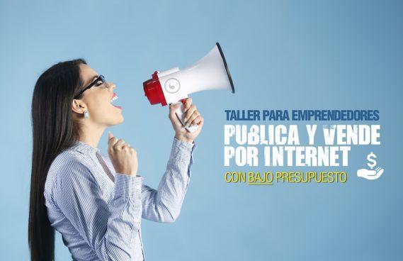 Emprende, Publica y Vende por Internet