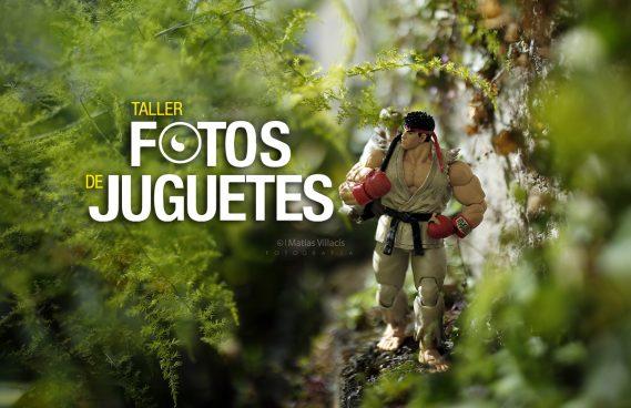 """Taller de Fotografía """"Fotos de Juguetes"""""""