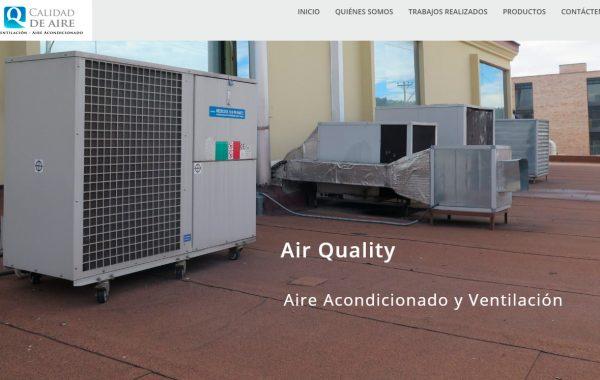 AQ Clima Aire Acondicionado y Ventilación