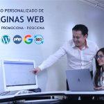 Cursos personalizado para creación de páginas web