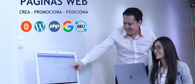 Cursos personalizado para creación de páginas web y marketing digital