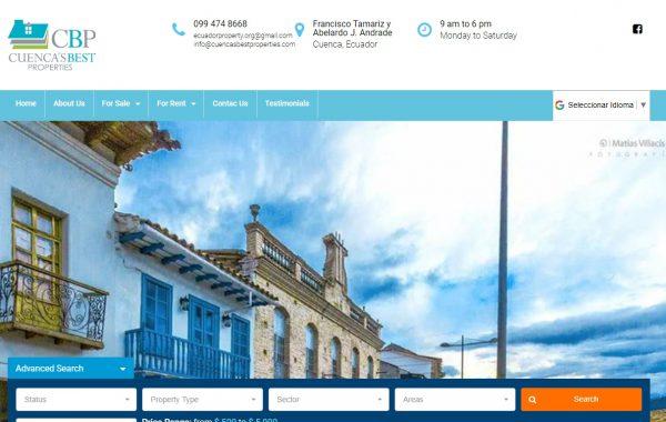 Cuenca Best Properties Propiedades en venta y en renta en Cuenca dirigida a extranjeros