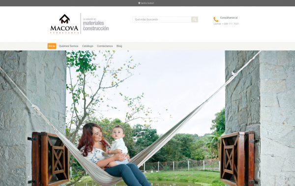 Ferretería Macova, La Solución en Materiales de Construcción