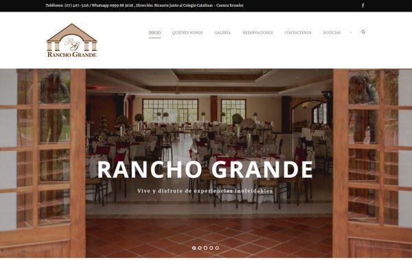 Rancho Grande Recepciones y Eventos