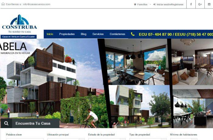 271de99f84c72 Construba Casas en Venta en Cuenca Ecuador